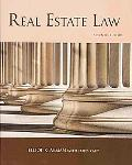 Real Estate Law, 7th Edition (Real Estate Law (Karp, James))