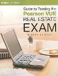 Guide to Passing the Pearson VUE Real Estate Exam