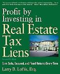 Profit Investing in Real Estate Tax Liens