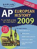 Kaplan AP European History 2009 Edition