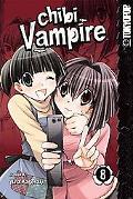 Chibi Vampire Volume 8