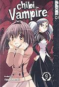 Chibi Vampire Volume 9