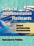 Surgical Instrument Flashcards Set 1: General and Gynecological Instrumentation