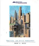 Practical Law Office Management (Custom) Globe University Minnesota School of Business