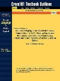 Outlines & Highlights for Who Built America Volume One: To 1877: Working People and the Nati...