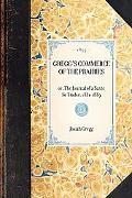 Gregg's Commerce of the Prairies
