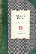 Culture and Cooking: Or Art in the Kitchen