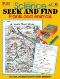 Science Seek and Find: Plants and Animals