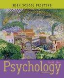 Psychology (High School Printing)
