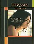 Psychology in Everyday Life Study Guide