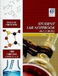 Organic Chemistry Student Lab Notebook