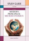 Tp for Modern Principles of Microeconomics
