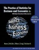 The Practice of Statistics for Business and Economics (Book & CD)