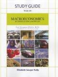Study Guide to Accompany Macroeconomics, 2nd Edition
