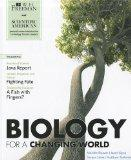 Scientific American Biology in a Changing World & BioPortal Acces Card