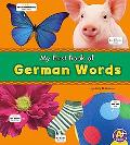My First Book of German Words (A+ Books)