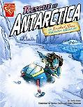 Rescue in Antarctica: An Isabel Soto Geography Adventure (Graphic Expeditions)