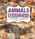 Animals Everywhere : A Spot-It Challenge
