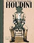 Houdini: The Life of the Great Escape Artist (Graphic Library)