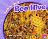 Look Inside a Bee Hive (Look Inside Animal Homes)
