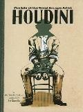 Houdini: The Life of the Great Escape Artist (Graphic Library: American Graphic)