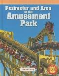 Perimeter and Area at the Amusement Park (Real World Math - Level 5)