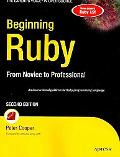 Beginning Ruby: From Novice to Professional
