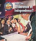 What's the Declaration of Independence?