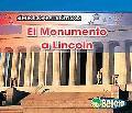 El Monumento a Lincoln / The Lincoln Memorial (Bellota) (Spanish Edition)