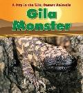 Gila Monster (Heinemann Read and Learn: a Day in the Life: Desert Animals)