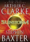 Sunstorm (A Time Odyssey, Book 2)(Library Edition) (Time Odyssey (Blackstone Audio))