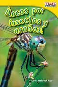 Loco Por Insectos y Aranas