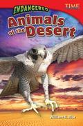 Endangered Animals of the Desert : Challenging Plus