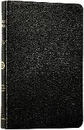 ESV Premium Thinline Bible (Black)