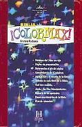 RVR 1960 Biblia ColorMax!, Granate Radiante