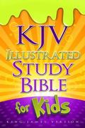 KJV Illustrated Study Bible for Kids
