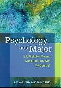 Psychology As a Major