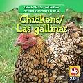 Chickens/ Las Gallinas (Animals That Live on the Farm/Animales Que Viven En La Granja (Secon...