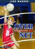 Over the Net (Jake Maddox Girl Sports Stories)