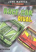 Race Car Rival (Impact Books)