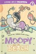 Moopy on the Beach (Monster Friends)