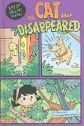 The Cat That Disappeared (My First Graphic Novel)