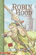 Robin Hood (Graphic Revolve En Espanol) (Spanish Edition)