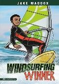 Windsurfing Winner (Jake Maddox)
