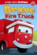 Brave Fire Truck (Wonder Wheels)