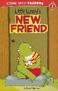 Little Lizard's New Friend