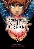 A Midsummer Night's Dream (Shakespeare Graphics)