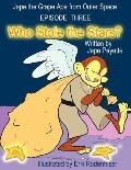 Jape the Grape Ape from Outer Space Episode Three: Who Stole the Stars?