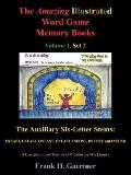 Amazing Illustrated Word Game Memory Books Vol I Set 2