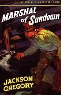 Marshall of Sundown